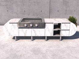 ASA-D2 Aura 2-cocina exterior