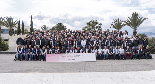 Foto Grupo Convencion Iberia