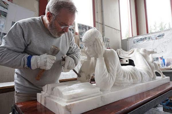 Juan Muro-escultura