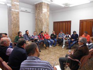 en marcha las del convenio laboral del sector de piedra en alicante