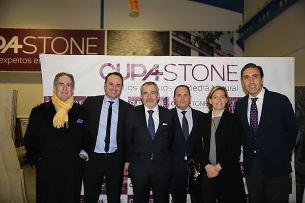Inauguración CUPA STONE SALAMANCA