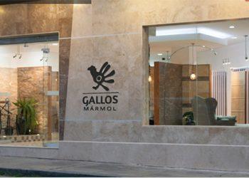 gallos marmol