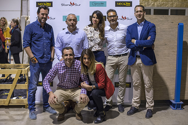 THESIZE SURFACES - NEOLITH  Almassora - Castellón - Spain