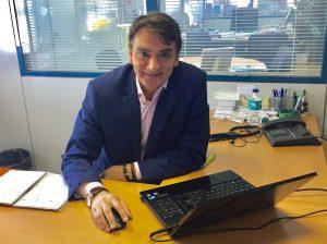 Alberto Martín - Responsable línea industria Barin s.a