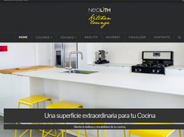 home neolith kitchen
