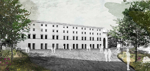 hospital san sebastian-badajoz