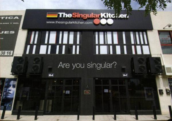 The singular kitchen en preconcurso de acreedores - The singular kitchen ...