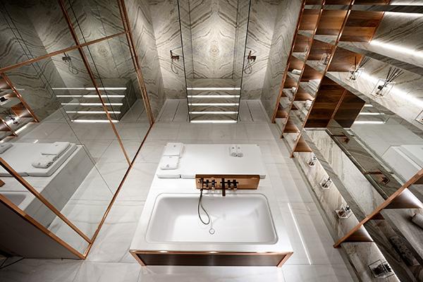 Corteccia -Bathroom 1