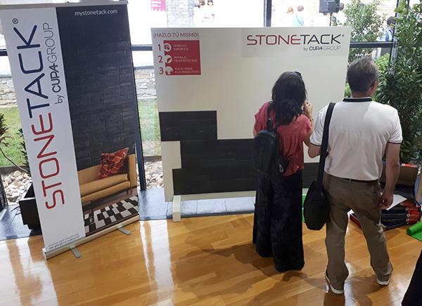 STONETACK, en CUPA STONE Madrid
