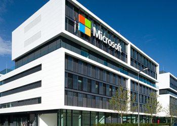 DuPont Corian_Microsoft München_002_Foto Andreas Frisch, GSP architekten
