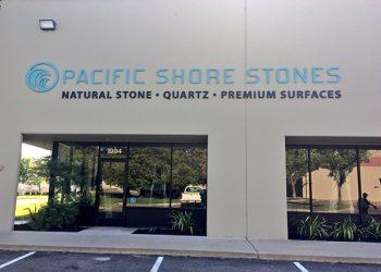pacific stone shore