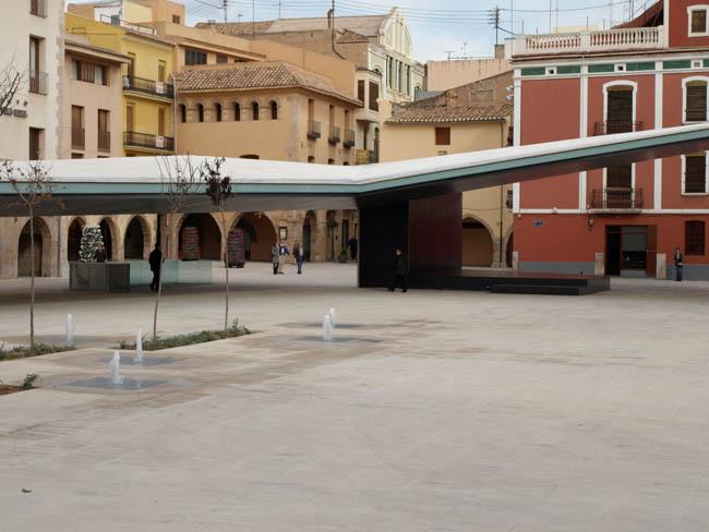 plaza mayor villareal