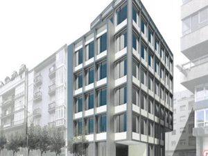 Edificio La Paz SAntander