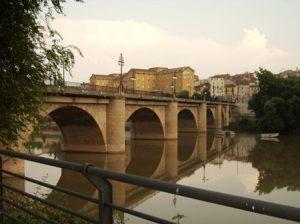 puente piedra logroño