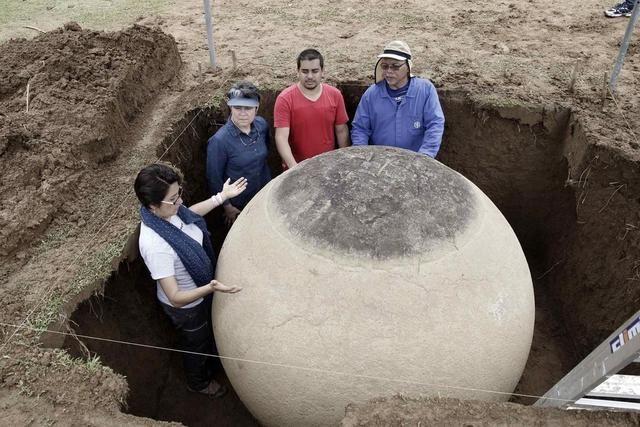petro esferas