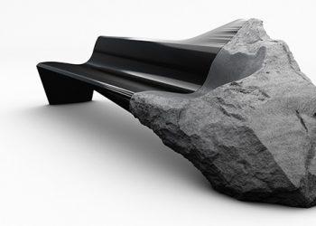 sofa peugot piedra volcanica