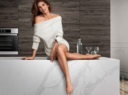 Silestone Tops On Top _ Cindy Crawford