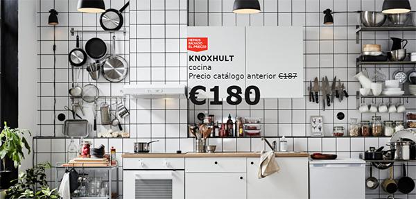 Cocinas Ikea Precio | Las Grandes De Cadenas De Venta De Cocinas Avanzan Las Novedades