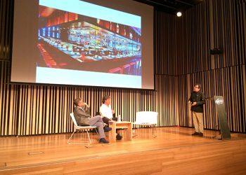 Miguel Espinet _ Dialogos de Arquitectura y Gastronomia de Instituto Silestone
