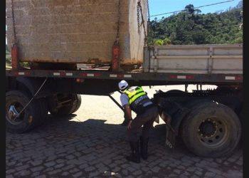 control policial piedra