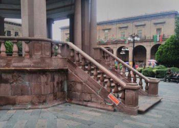 plaza de las armas mexico