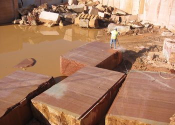 AL-ANDALUS RED QUARRY