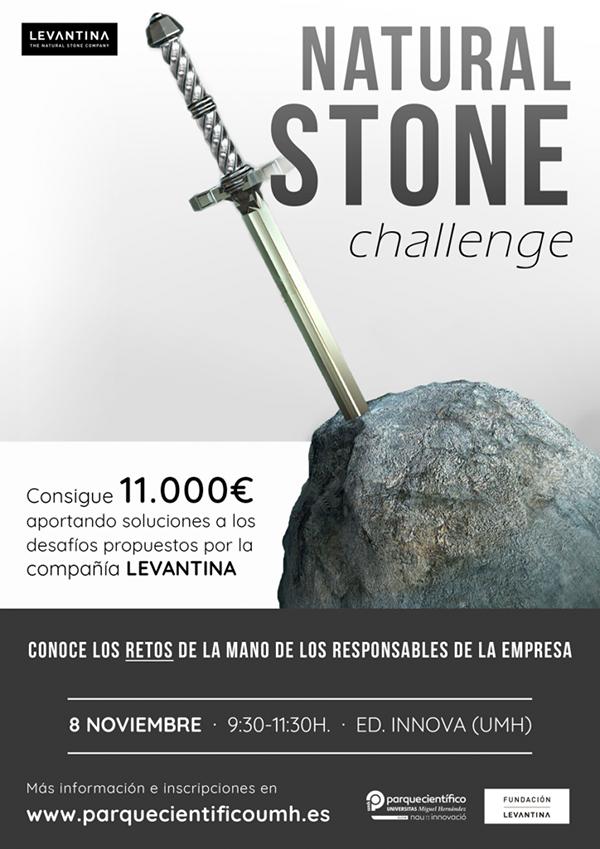 natural stone challange
