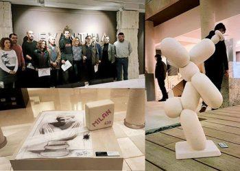 premios escultura