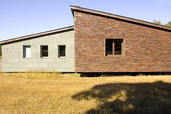 Proyecto fachada mampostería