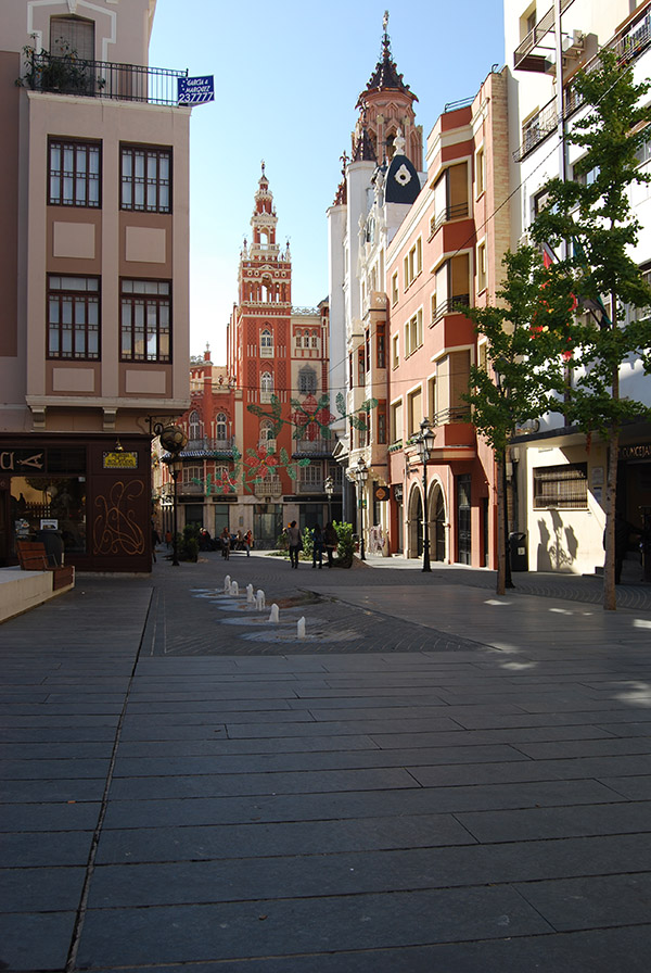 Proyecto obra pública Badajoz