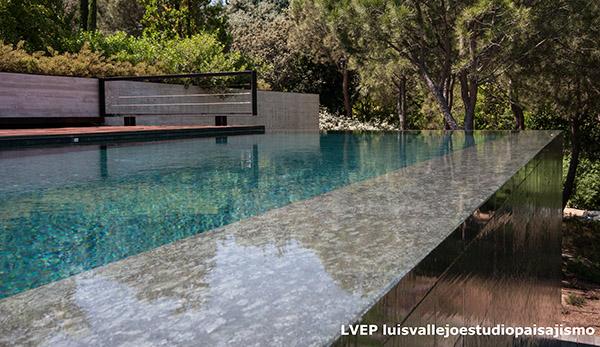 Proyecto piscina Luis Vallejo