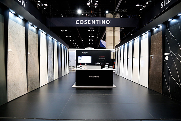 Stand Cosentino _ KBIS 2018 (lr)