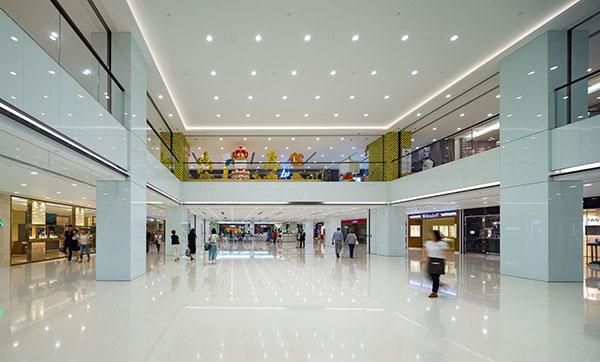 Stone Italiana_Ocean Terminal hong Kong_tiles