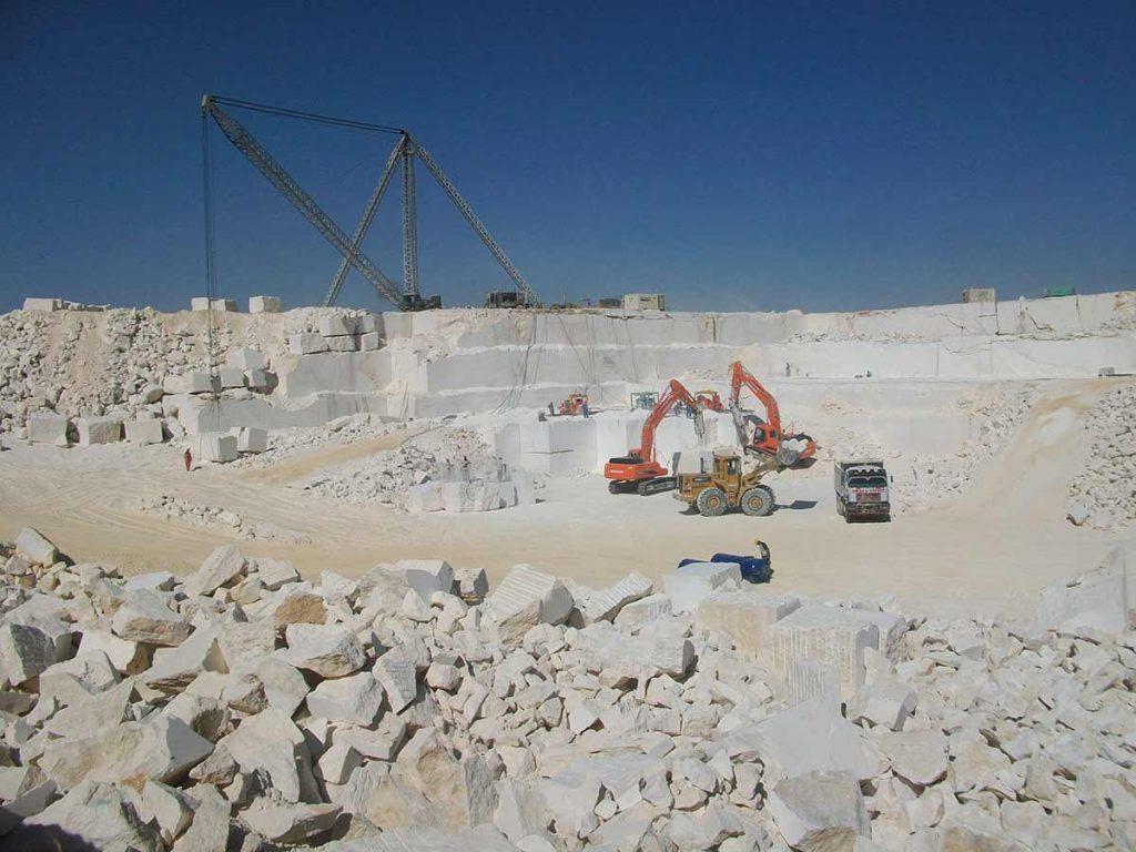 cantera marmol egipto