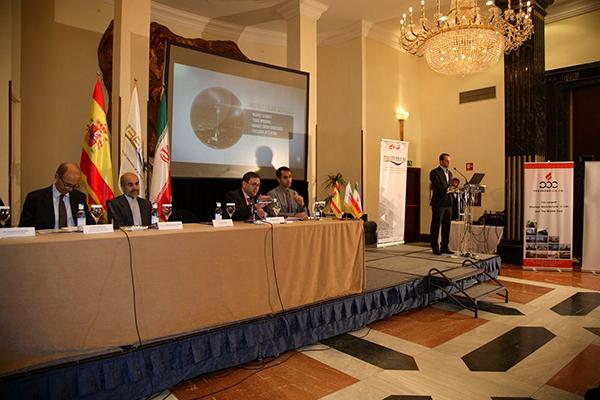 presentacion de Iberirán