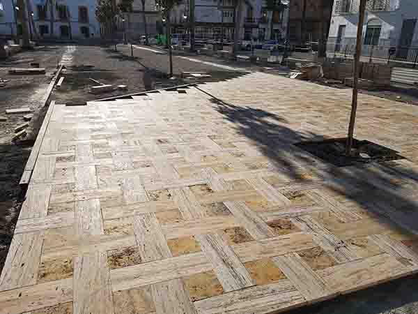 traverino-margar stone