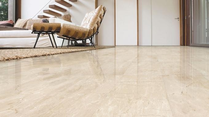 pavimento crema marfil