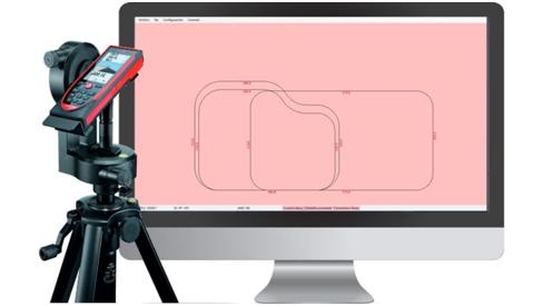medicion laser de la cruz-1