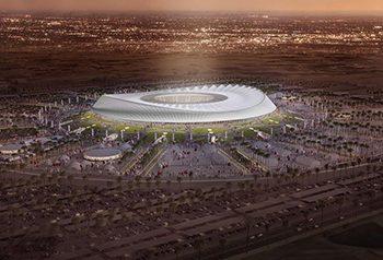 Cruz y Ortiz Arquitectos_Casablanca Stadium