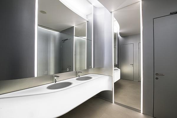 Laminam- baños
