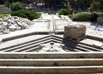 fuente marmol macael