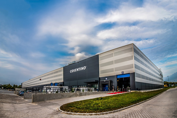 Cosentino Poland - General Picture - daylight
