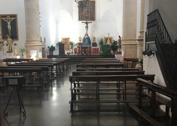 foto de la iglesia.