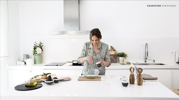 Top Foodie by Cosentino con Marta Simonet