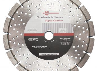 disco de diamante wurth