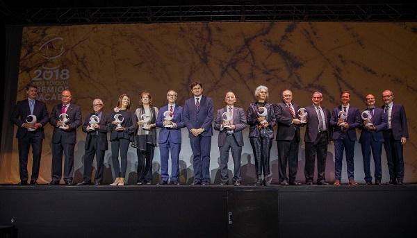premios macael 2018