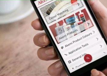 akemi-colour-chart-app