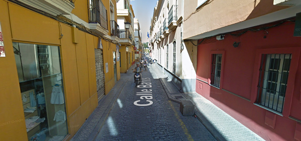 calle baños sevilla