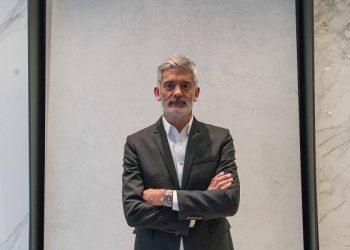 Alfredo Häberli en Cosentino City Madrid 2 baja)