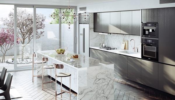 Dekton Kitchen - Bergen (Stonika)